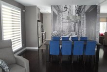 Dining Room - 1850 square foot modern home