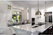 Craftsman Style House Plan - 3 Beds 3 Baths 5162 Sq/Ft Plan #928-232 Interior - Kitchen