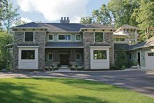 Home Plan - Traditional Exterior - Front Elevation Plan #928-116