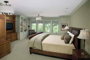 Country Style House Plan - 3 Beds 3 Baths 4703 Sq/Ft Plan #928-183 Interior - Bedroom
