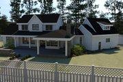 Farmhouse Style House Plan - 5 Beds 3.5 Baths 3737 Sq/Ft Plan #1070-23