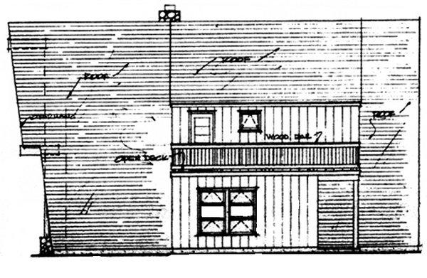 Floor Plan - Other Floor Plan Plan #315-117