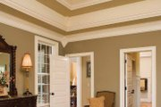 Traditional Style House Plan - 4 Beds 4.5 Baths 3080 Sq/Ft Plan #929-778 Interior - Master Bedroom