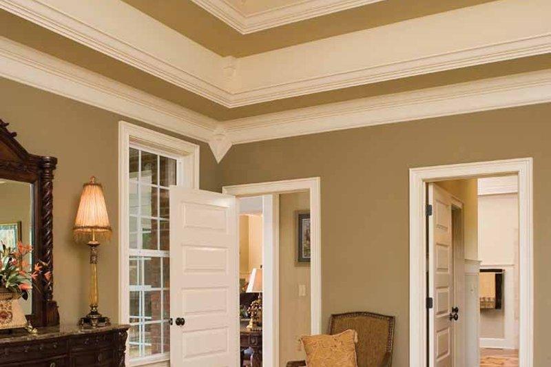 Traditional Interior - Master Bedroom Plan #929-778 - Houseplans.com