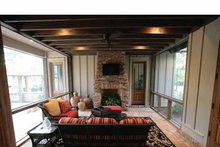 Bungalow Interior - Other Plan #37-278