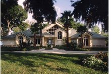Contemporary Exterior - Front Elevation Plan #1039-4