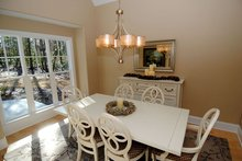 Dream House Plan - Country Interior - Dining Room Plan #927-258