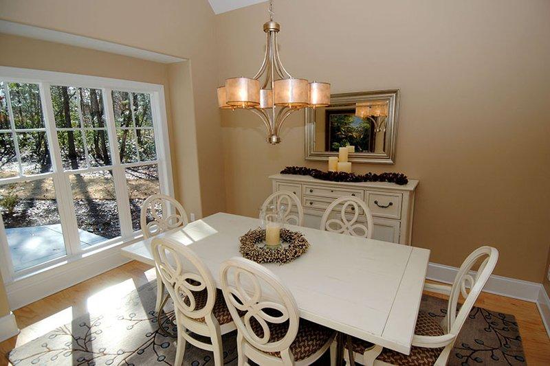 Country Interior - Dining Room Plan #927-258 - Houseplans.com