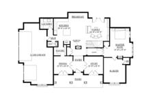 Prairie Floor Plan - Main Floor Plan Plan #937-31