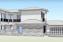 Country Exterior - Other Elevation Plan #938-15