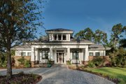 Bungalow Style House Plan - 3 Beds 3.5 Baths 3108 Sq/Ft Plan #930-19