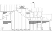 Dream House Plan - Country Exterior - Other Elevation Plan #932-349
