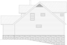 Dream House Plan - Cabin Exterior - Other Elevation Plan #932-344