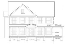 Traditional Exterior - Front Elevation Plan #1053-52