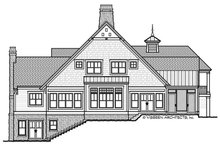 Craftsman Exterior - Other Elevation Plan #928-280