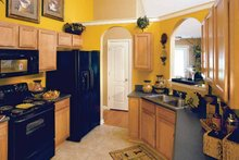 House Plan Design - Country Interior - Kitchen Plan #927-132