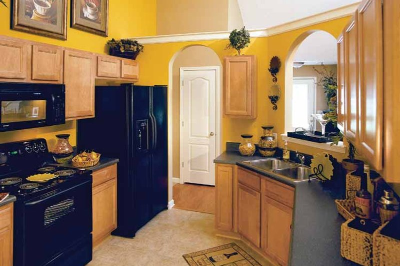 Country Interior - Kitchen Plan #927-132 - Houseplans.com