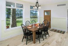 Craftsman Interior - Dining Room Plan #928-90