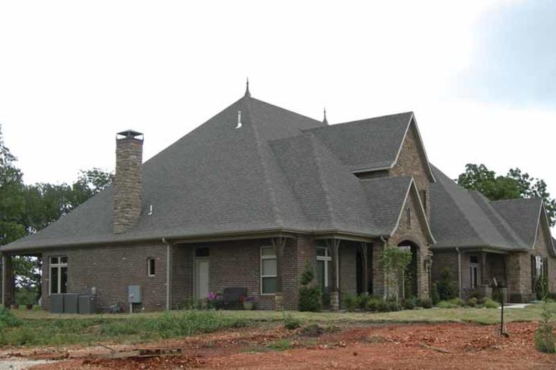 Contemporary Exterior - Rear Elevation Plan #11-280 - Houseplans.com