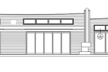 Traditional Exterior - Front Elevation Plan #484-11