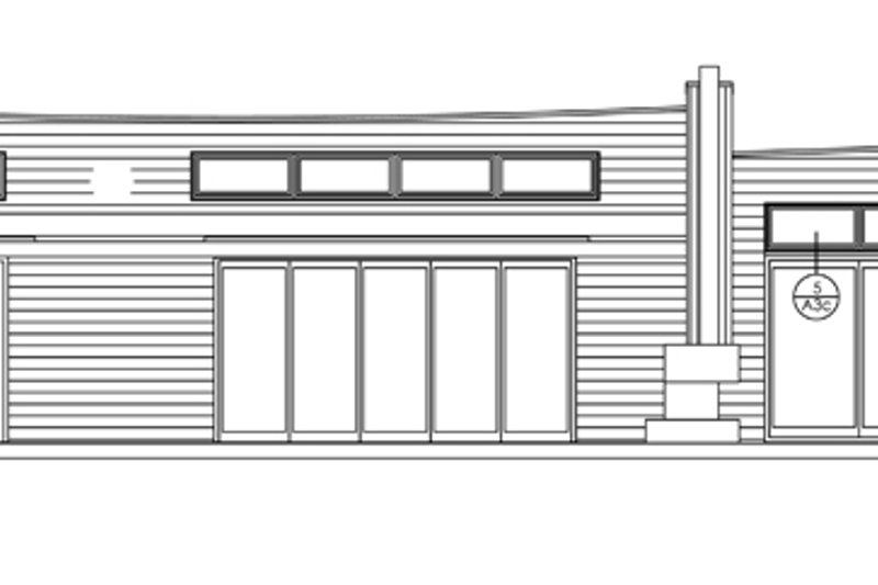 Traditional Exterior - Front Elevation Plan #484-11 - Houseplans.com