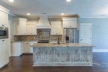 House Plan Design - European Interior - Kitchen Plan #430-136