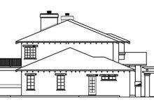 Home Plan - Mediterranean Exterior - Other Elevation Plan #124-711