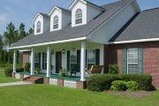 Traditional Style House Plan - 3 Beds 2.5 Baths 1785 Sq/Ft Plan #44-103 Photo