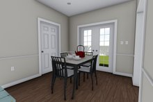 Ranch Interior - Dining Room Plan #1060-38