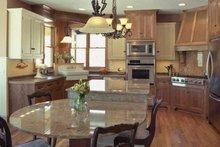 House Plan Design - Traditional Interior - Kitchen Plan #51-680
