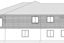 Ranch Exterior - Other Elevation Plan #1060-27