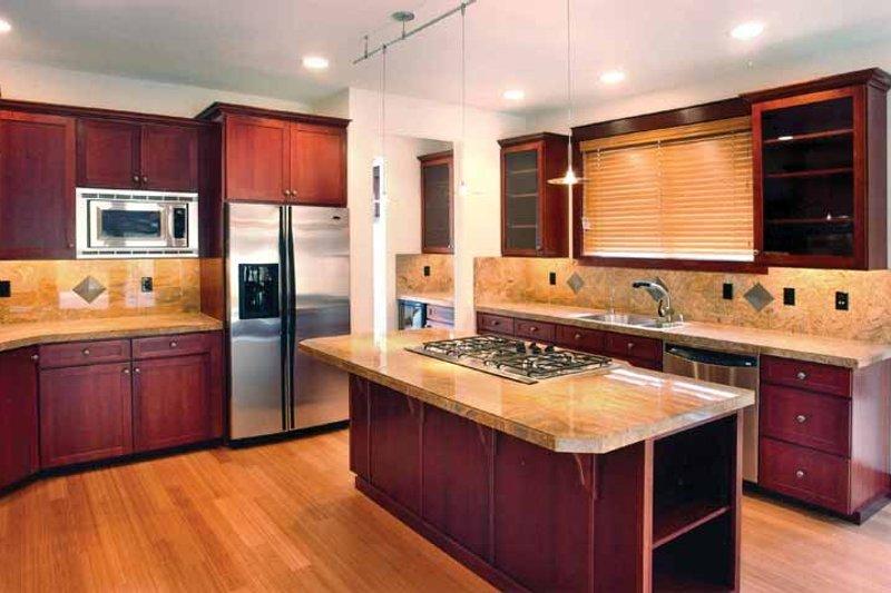 Craftsman Interior - Kitchen Plan #132-244 - Houseplans.com