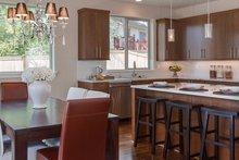 Contemporary Interior - Kitchen Plan #132-564