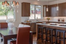 Home Plan - Contemporary Interior - Kitchen Plan #132-564