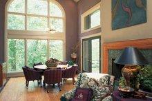Contemporary Interior - Family Room Plan #72-636