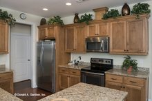 Architectural House Design - Country Interior - Kitchen Plan #929-704