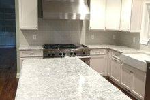 House Plan Design - Craftsman Interior - Kitchen Plan #437-64