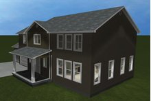 Traditional Floor Plan - Other Floor Plan Plan #1060-15