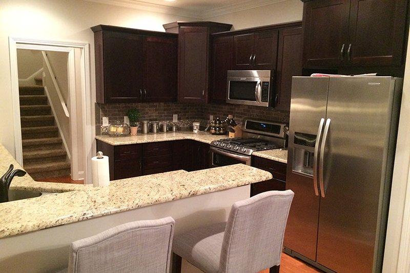 Craftsman Interior - Kitchen Plan #927-566 - Houseplans.com