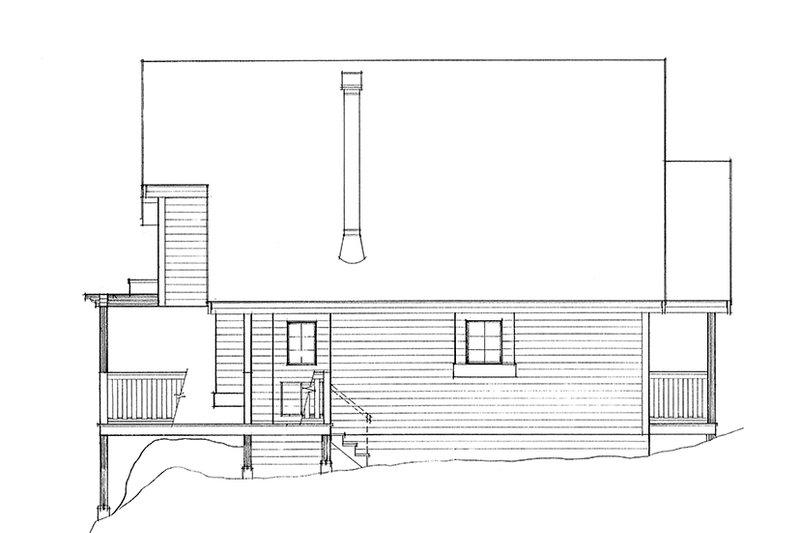 European Exterior - Other Elevation Plan #118-142 - Houseplans.com