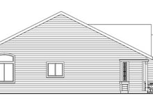 Traditional Exterior - Other Elevation Plan #124-738