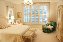 Architectural House Design - European Interior - Master Bedroom Plan #928-65