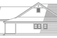 Architectural House Design - Ranch Exterior - Other Elevation Plan #991-28