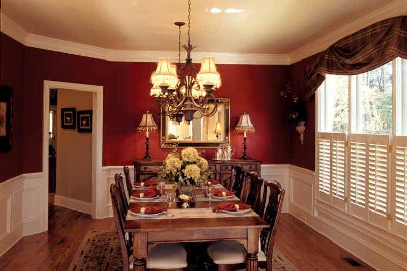 Mediterranean Interior - Dining Room Plan #927-639 - Houseplans.com
