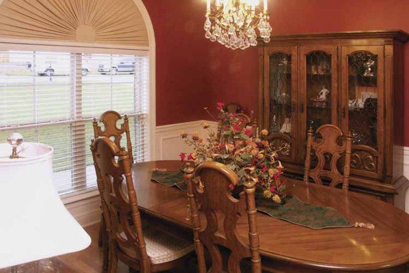 Traditional Interior - Dining Room Plan #21-422 - Houseplans.com