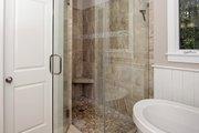 Cottage Style House Plan - 3 Beds 3.5 Baths 2381 Sq/Ft Plan #929-960 Interior - Master Bathroom
