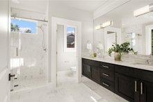 House Plan Design - Contemporary Interior - Master Bathroom Plan #1066-62