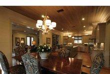 Bungalow Interior - Dining Room Plan #37-278