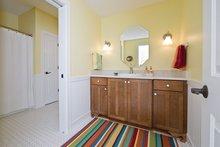 Contemporary Interior - Bathroom Plan #928-274
