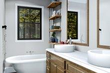 House Design - Cottage Interior - Master Bathroom Plan #406-9660